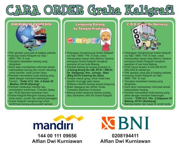 Hubungi Kami Jual Kaligrafi Islam Kaligrafi Online